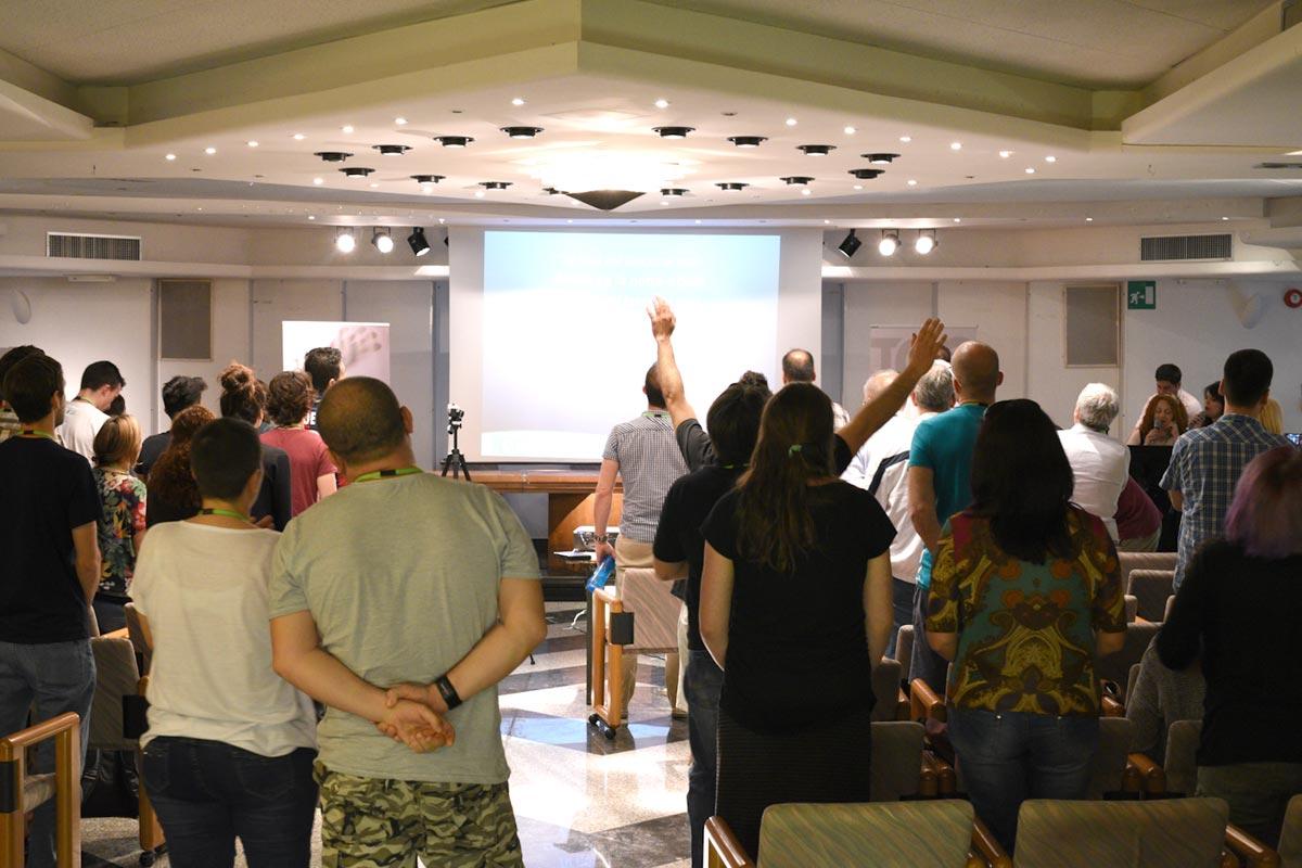 Worship - Convegno TGCI 2018